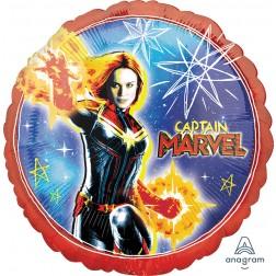 Standard Captain Marvel