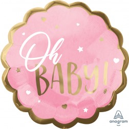 Jumbo Pink Baby Girl
