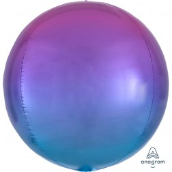 Ombre Orbz Pink & Blue