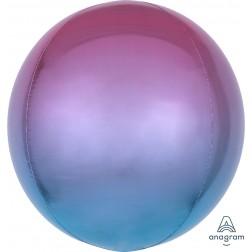 Ombre Orbz Purple & Blue