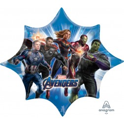 SuperShape Avengers Endgame