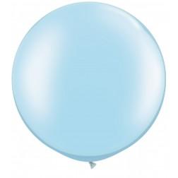 "Pastel Pearl 30"" Light Blue 02Ct"