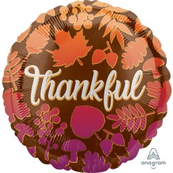 Standard Thankful Ombre Leaves