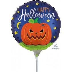 "9"" Satin Infused Star Bright Halloween"