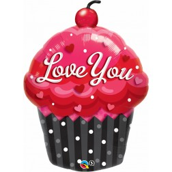 "35"" Love You Cupcake"