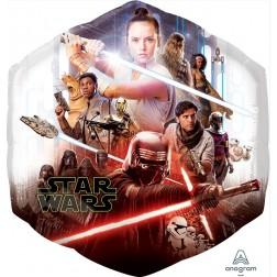 SuperShape Star Wars Episode Rise of Skywalker