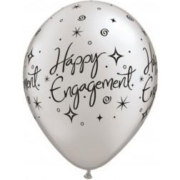 "11"" Engagement Elegant Sparkles 50Ct"