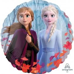 Standard Satin Frozen 2