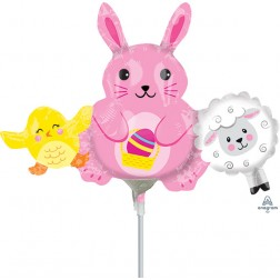 MiniShape Bunny & Friends