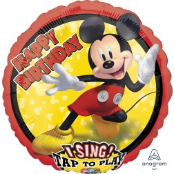 Sing-A-Tune Jumbo Mickey Mouse Forever