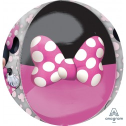 Orbz Clear Minnie Mouse Forever