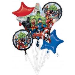 Bouquet Avengers Marvel Powers Unite