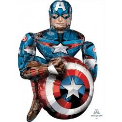 AirWalkers Avengers Captain America