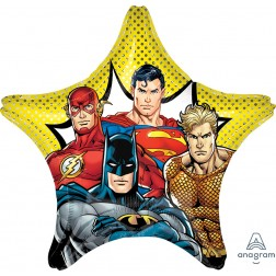 Jumbo Justice League