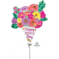 MiniShape HMD Lovely Floral Bouquet