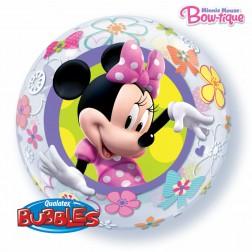 """Bubble 22"""" Minnie Mouse"""