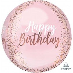 Orbz Blush Birthday