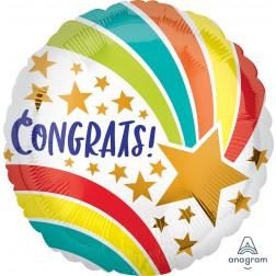 Standard Congrats Shooting Star