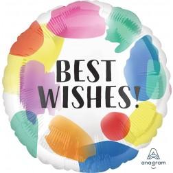 Standard Best Wish Painted Swoosh
