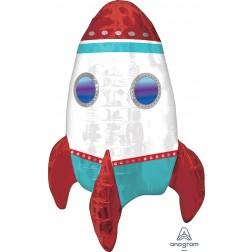 CI: Decor Rocket Ship