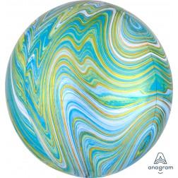 Orbz Blue Green Marblez