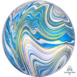 Orbz Blue Marblez