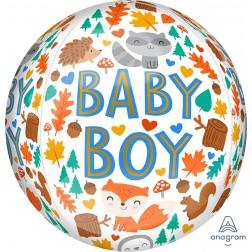Orbz Baby Boy Woodland Fun