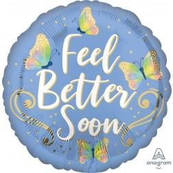 Standard Feel Better Butterflies