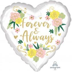 Standard Forever & Always Floral