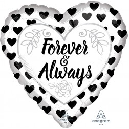 Standard Forever and Always & Black White