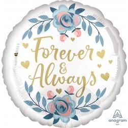 Standard Forever & Always Roses