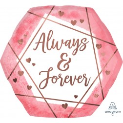 SuperShape Always & Forever Watercolor