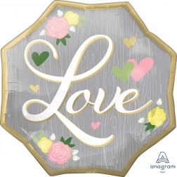 SuperShape Wedding Love Floral