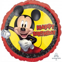 Standard Mickey Mouse Forever Birthday