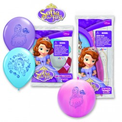 """12"""" Sofia The First (6ct.)"""