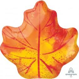 Standard Shape Fall Maple Leaf