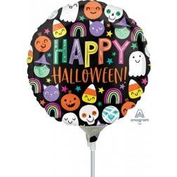 "4"" Halloween Happy Faces"