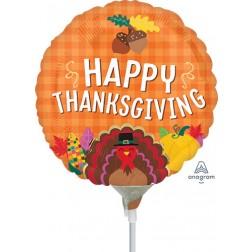 "9"" Happy Thanksgiving Harvest"