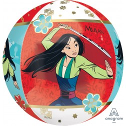 Orbz Mulan