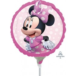 """4"""" Minnie Mouse Forever"""