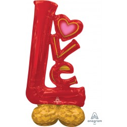 CI: Airloonz Large Big Love