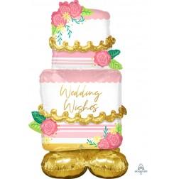 CI: Airloonz Large Wedding Cake