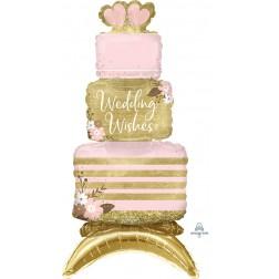 CI: Decor Wedding Cake
