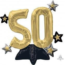 CI: Multi-Balloon Celebrate 50