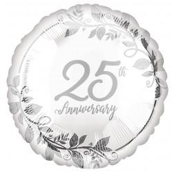 Standard Happy 25th Anniversary