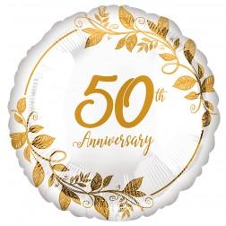 Standard Happy 50th Anniversary