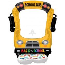 CI: Airloonz Large Selfie School Bus