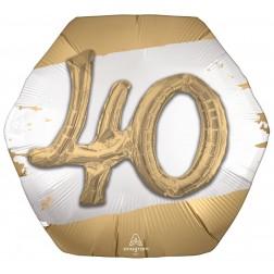 Multi-Balloon Golden Age 40
