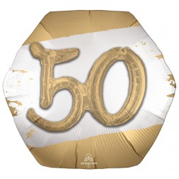 Multi-Balloon Golden Age 50