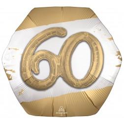 Multi-Balloon Golden Age 60